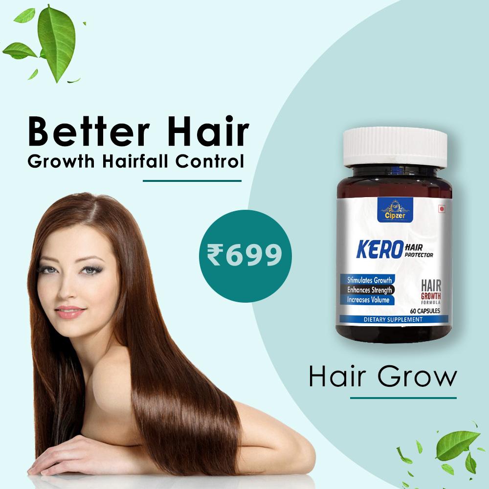 kero-hair-fall